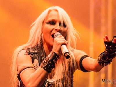 Doro at Metaldays 2017