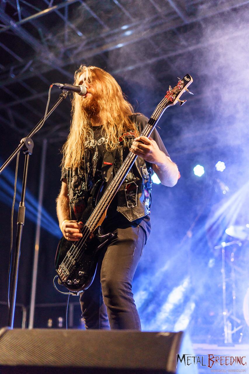 All Rights Reserved by Metal Breeding / Schoonebeek Deathfest 2018
