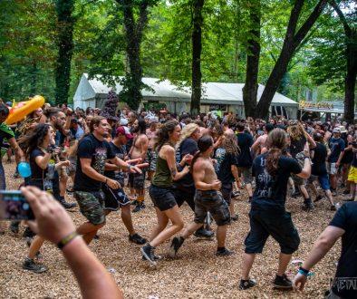 second stage Metaldays day-5