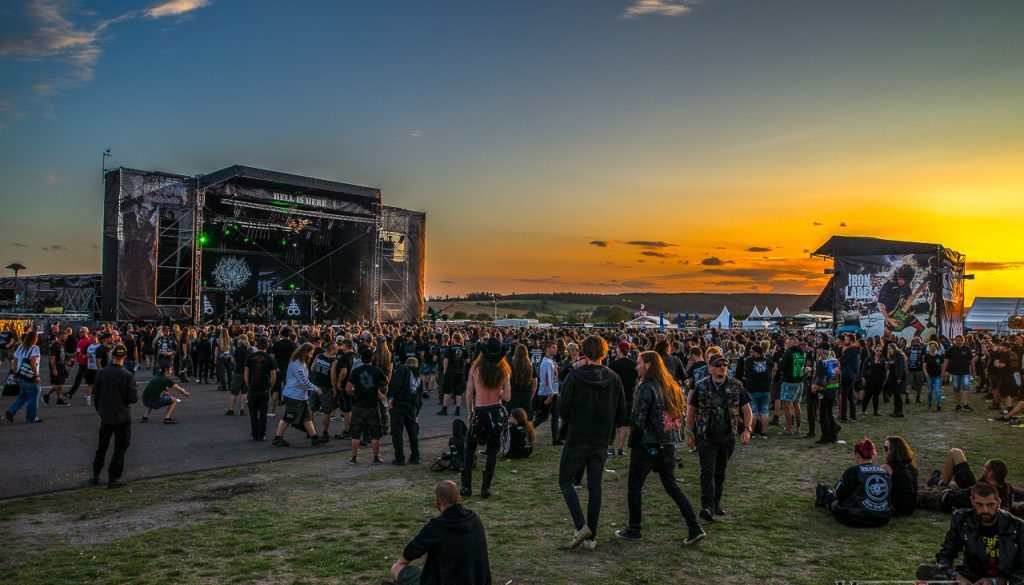 Sunset At PartySan Day-3